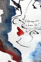 Abstract Inspirational About Kissing Love and Life