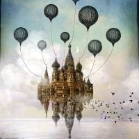 Journey to the East Art Prints & Posters by Catrin Welz-Stein