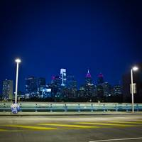 Philly Skyline Watsky