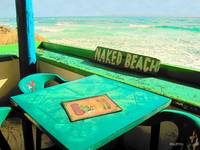 Naked Beach Cozumel