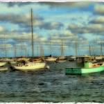 """Edgertown Harbor"" by ginacormier"