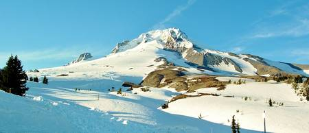 Mt Hood_At Timberline