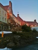 Timberline Lodge_Sunset