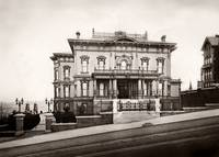 Stanford Mansion on Nob Hill by WorldWide Archive