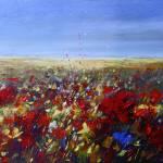 """""""Floral landscape"""" by zampedroni"""