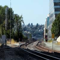 The Railroad Track by Patricia Schnepf