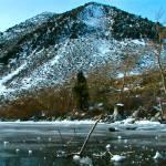 """Frozen Convict Lake"" by jebrunner58"