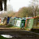 """narrow boats"" by hardman"