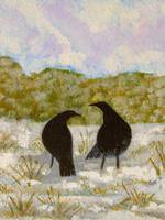 Crows ( Winter )