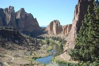Smith Rock, Oregon Landscape