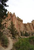 Hiking at Smith Rock