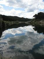 Reflections Pont Du Gard