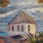 """Old Armenian Church"" by arlen"