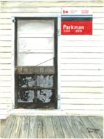 Parkman Post Office