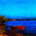 """""""Red Rowboat"""" by mdarrah"""