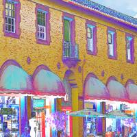 Venice Street Scene Art Prints & Posters by Mike Darrah
