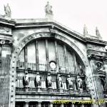 """nord train station in paris"" by newdigitalscapes"