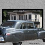 """1947 Lincoln Continental Coupe"" by bettynorthcutt"