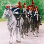 """guards"" by sandrafrancis"
