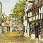 """Elm_Hill_Norwich"" by sandrafrancis"