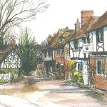 """Chilham Kent"" by sandrafrancis"