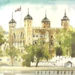 """TheTowerof London"" by sandrafrancis"