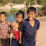 """Kids of Laos"" by Penprints"
