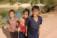 Kids of Laos