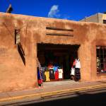 """Santa Fe Shops"" by Ffooter"