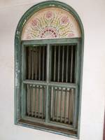 Chettinad window