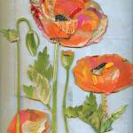 """Poppies On Natural"" by waynebrezinka"
