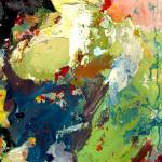 """""""Palette Abstract No 1"""" by JENLO"""
