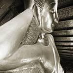 """Reclining Buddha 1"" by SkipNall"