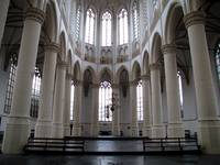 Gothic church in Holland