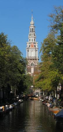 Amsterdam Churchtower
