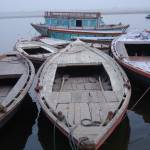 """Boats on the Ganges"" by AlanaMcConnon"