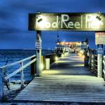 """Rod and Reel Pier"" by BILLIUM"