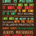 """""""Love is patient..."""" by theseakiwi"""