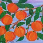 """""""9 Peaches"""" by elajanus"""