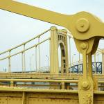"""Pittsburgh Bridge"" by streetlevel"