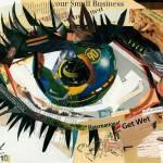 """Magazine Eye"" by elismithart"