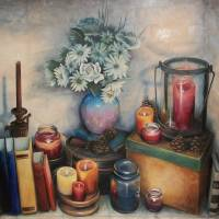 The Alcove - Still Life Art Prints & Posters by John Fay
