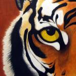"""""""The eye of the tiger"""" by lexisdawnryan"""