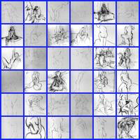 DRAW THIS MOSAIC 2 BY RICHARD LAZZARA