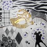 """""""Masquerade"""" by lexisdawnryan"""