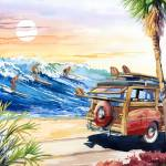 """""""Endless Summer"""" by WillyDaleArt"""