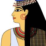 """Woman of Ancient Egypt"" by lamich"
