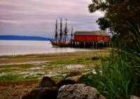 Tall Ships at Coupeville Pier