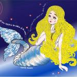 """The little mermaid"" by Gabriela-Romaria"