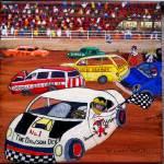"""""""The Winner - Hank Dawson"""" by AudCooperArtist"""